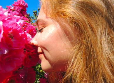 Gartentherapie Genusstraining